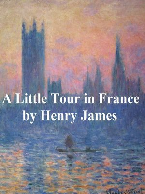 cover image of A Little Tour in France