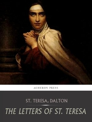 cover image of The Letters of St. Teresa