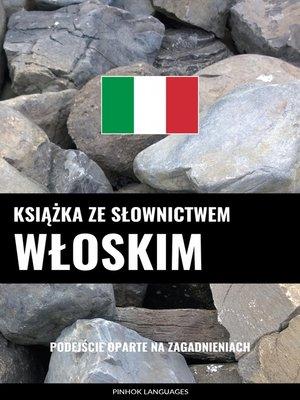 cover image of Książka ze słownictwem włoskim