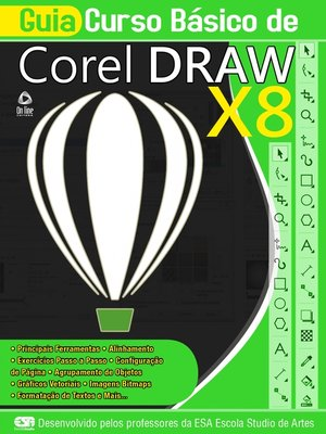cover image of Corel Draw X8