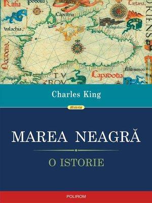 cover image of Marea Neagră
