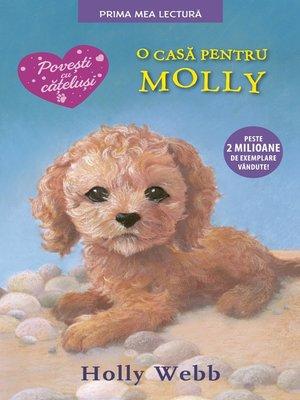 cover image of O casă pentru Molly