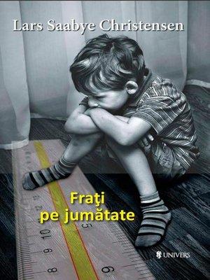cover image of Frați pe jumătate