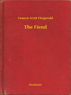 cover image of The Fiend