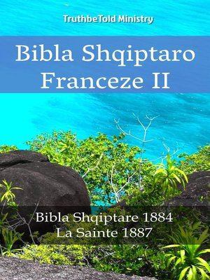 cover image of Bibla Shqiptaro Franceze II