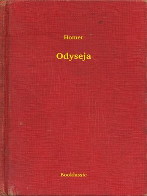 cover image of Odyseja