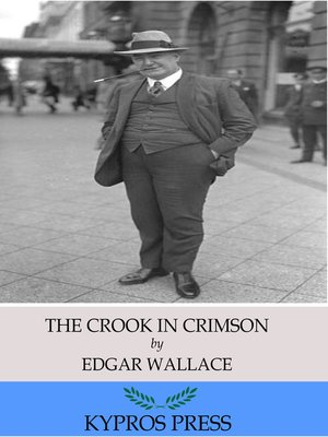 cover image of The Crook in Crimson