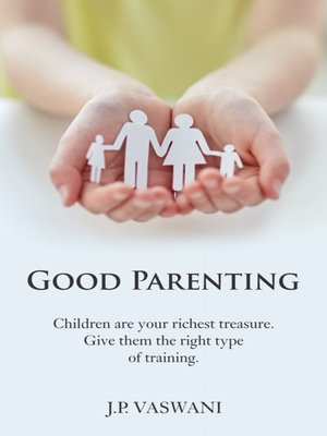 cover image of Good Parenting
