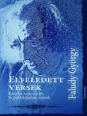 cover image of Elfeledett versek