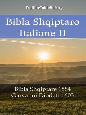 cover image of Bibla Shqiptaro Italiane II