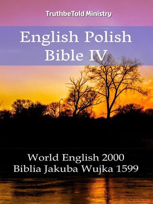 cover image of English Polish Bible IV