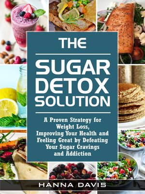 cover image of The Sugar Detox Solution