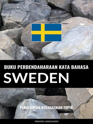 cover image of Buku Perbendaharaan Kata Bahasa Sweden