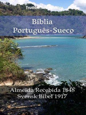 cover image of Bíblia Português-Sueco