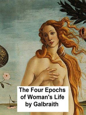 cover image of The Four Epochs of Woman's Life
