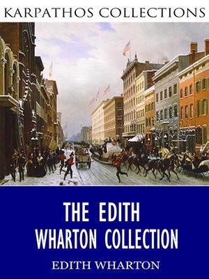 cover image of The Edith Wharton Collection