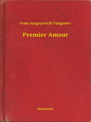cover image of Premier Amour