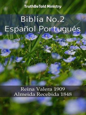 cover image of Biblia No.2 Español Portugués