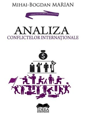 cover image of Analiza conflictelor internationale