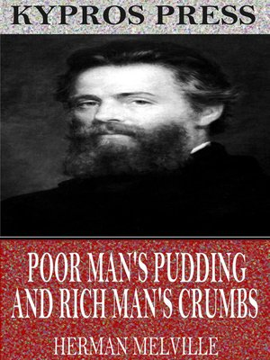 cover image of Poor Man's Pudding and Rich Man's Crumbs