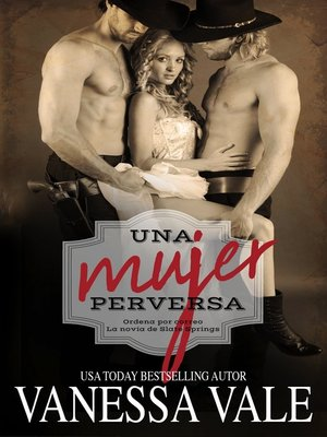 cover image of Una Mujer Perversa