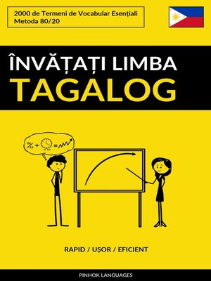 cover image of Învățați Limba Tagalog--Rapid / Ușor / Eficient