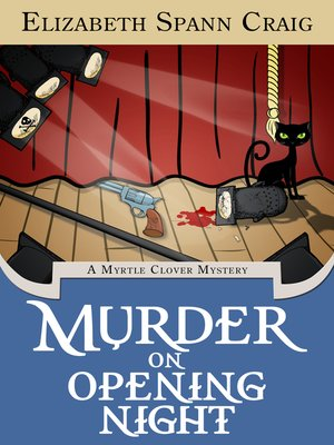 cover image of Murder on Opening Night