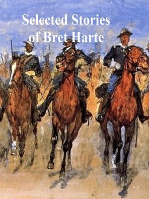 cover image of Selected Stories of Bret Harte
