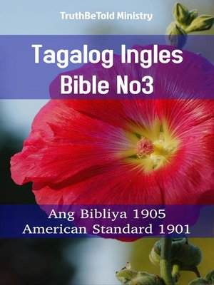 cover image of Tagalog Ingles Bible No2