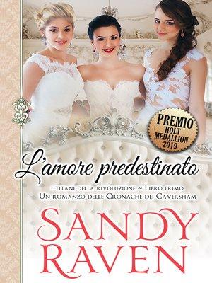 cover image of L'amore Predestinato
