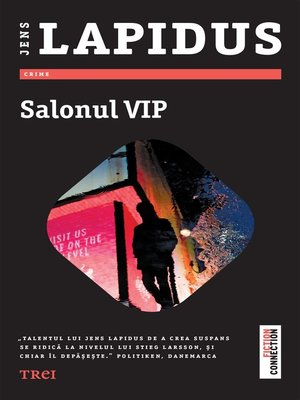 cover image of Salonul VIP