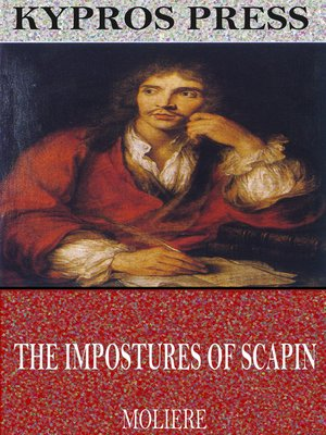 cover image of The Impostures of Scapin