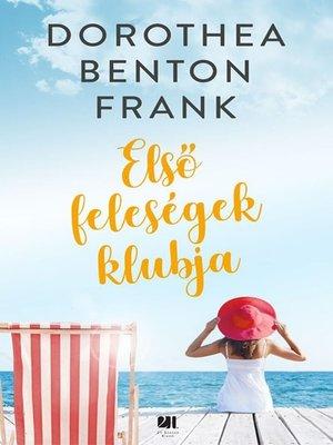 cover image of Első feleségek klubja