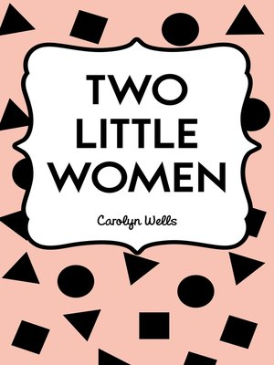 cover image of Two Little Women