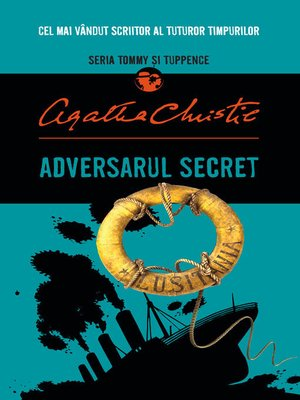 cover image of Adversarul secret