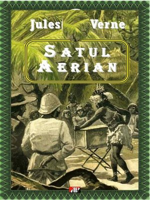 cover image of Satul aerian