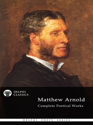 cover image of Delphi Complete Poetical Works of Matthew Arnold