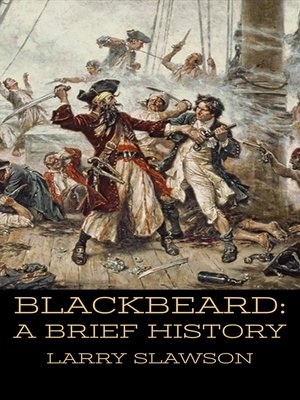 cover image of Blackbeard