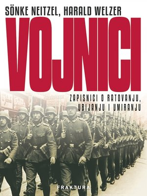 cover image of Vojnici