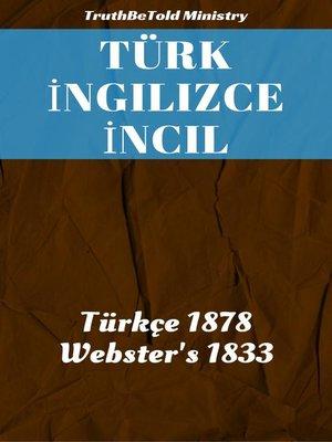 cover image of Türk İngilizce İncil
