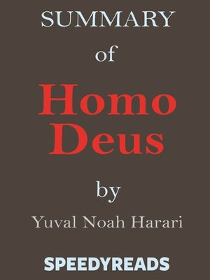 cover image of Summary of Homo Deus
