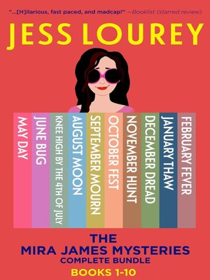 cover image of The Mira James Mysteries Complete Bundle