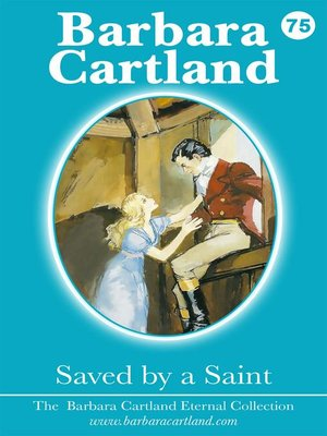 cover image of Saved By A Saint