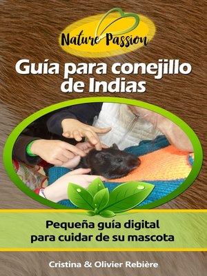 cover image of Guía para conejillo de Indias