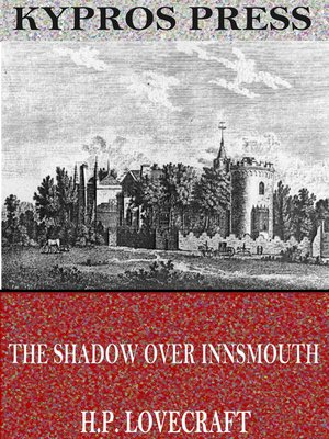 cover image of The Shadow Over Innsmouth