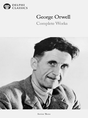 cover image of Delphi Complete Works of George Orwell