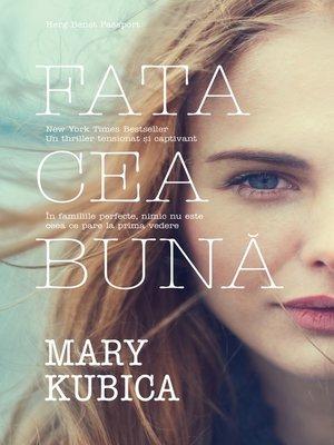 cover image of Fata cea bună