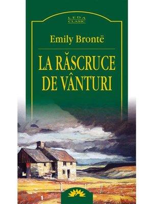 cover image of La răscruce de vânturi
