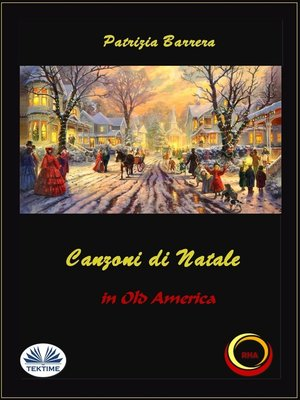 cover image of Canzoni Di Natale In Old America