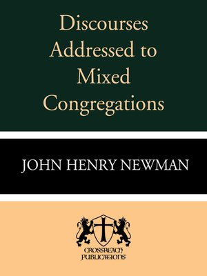 cover image of Discourses Addressed to Mixed Congregations